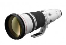 EF 600mm f/4 IS II