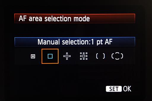 Choose 1 pt. AF.