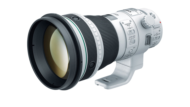 Canon 400mm f/4 IS DO IS II Review: Battle of the light lenses