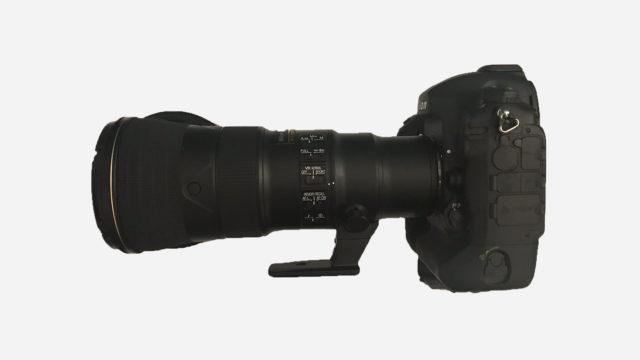 AF-S Nikkor 500mm f/5.6 PF preview