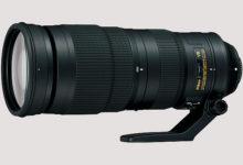 Nikon AF-S 200-500 VR  review