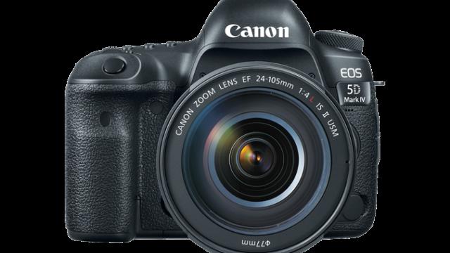 Canon 5D MK 4